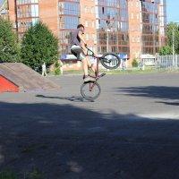 Спортивная молодежь :: Алина Троицкая