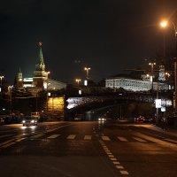 Ночная Москва :: Александр Якуба