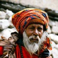 Himalayan oldman :: Олег Мишунов
