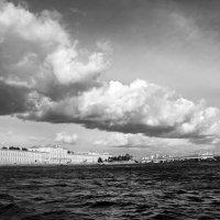 Небесный теплоход :: Наталия Уварова