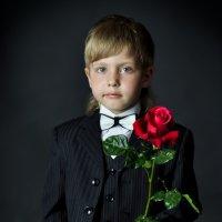 маленький джентельмен :: Ольга Шестакова