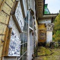 Дворец в Виноградово :: Наталья Rosenwasser