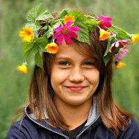 Садовая принцесса :: Olenka