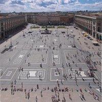 Площадь Дуомо, Милан, Италия :: Виталий Авакян