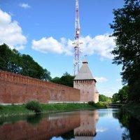 Смоленская крепость :: Дмитрий Стародубцев