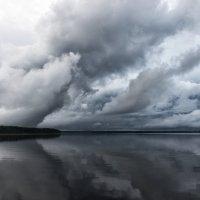 Облака над озером Сайма :: Valeriy(Валерий) Сергиенко