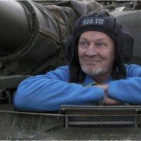 С Днём танковых войск России... Или: ...уже никогда не стать рядовым. :: Фёдор Куракин