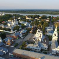 Три монастыря :: Николай