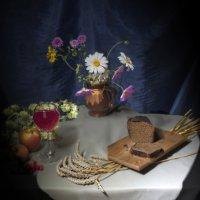 Хлеб на столе :: Дубовцев Евгений
