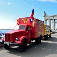 ГАЗ-51,  Центральная набережная Волгограда :: Александр