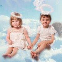 ангелочки :: Екатерина Куликова