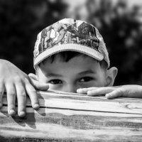 Детский взгляд :: Гульшат