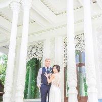 Свадебная прогулка молодоженов. :: Тати Фокс