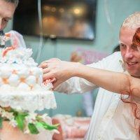 Свадебный торт :: Тати Фокс