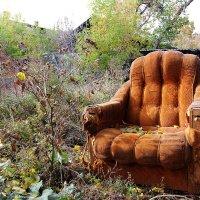 старое кресло :: Апёнова Нина