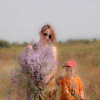 Осенний букет... :: Ирина Рассветная