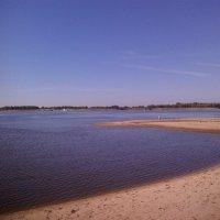 Река Обь. :: Елена *