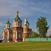Крестовоздвиженский собор :: Константин