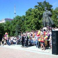 Как мы отпраздновали День Луганска! Праздничный концерт :: Наталья (ShadeNataly) Мельник