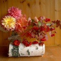 Краски осени щедры :: Нина северянка