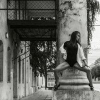 Танцовщица :: Анастасия Позднякова
