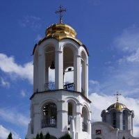 Ессентуки, женский монастырь. :: Алексей Golovchenko