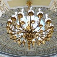 СПБ Мариинский дворец ЛЮСТРА РОТОНДЫ :: ВЛАДИМИР