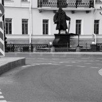 Архитектор у дороги :: sv.kaschuk