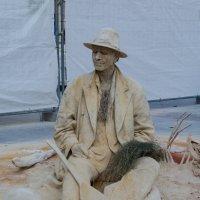 Человек - Песок :: Eugen Pracht