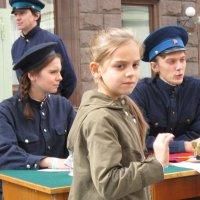 Моя милиция меня бережет! :: Дмитрий Никитин