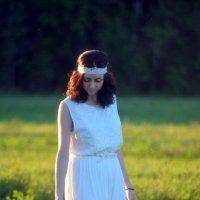 На поле :: Elena