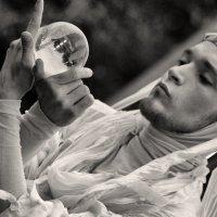 Этюд с шаром... :: Дмитрий Воронин