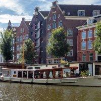 Плавучие дома в Амстердаме! :: Witalij Loewin
