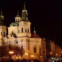 Прага, Старое место :: Владимир Брагилевский