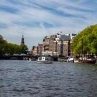 Каналы и архетектура Амстердама :: Witalij Loewin