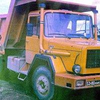 БАМ. Тында. Магирус-Дойц 290. 1976 год. :: юрий
