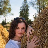 фотосессия в поле :: Екатерина Гриб