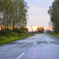 Деревня Восточное :: юрий Амосов