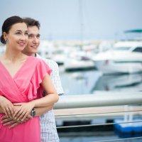 Романтическая фотосессия в Даляньской Венеции 09/2016 :: Ольга Фефелова