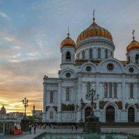 Храм Христа Спасителя :: Евгений Мергалиев