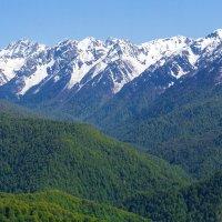 Кавказские горы :: Sagaidak_Photo Сагайдак