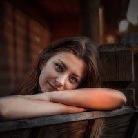 На закате :: Артур Новоселов