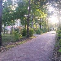 Осенний закат :: Natusya 89