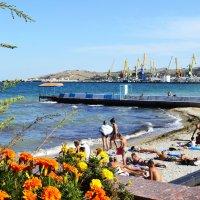 Порт :: Виктор Шандыбин