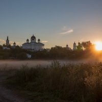 Рассвет в Арзамасе... :: Дмитрий Гортинский