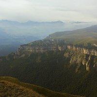 плато Канжол (Скалистый хребет) :: Леонид Сергиенко