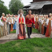 Русская свадьба :: Валерий Гришин