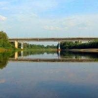 Мост над Клязьмой :: Сергей