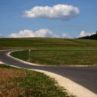 Новая дорога :: Eduard Kessler
