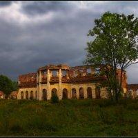 усадьба Самуйлово, Смоленская область :: Дмитрий Анцыферов